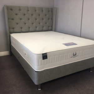 Wheatcroft Ice 1000/2000 Divan Bed